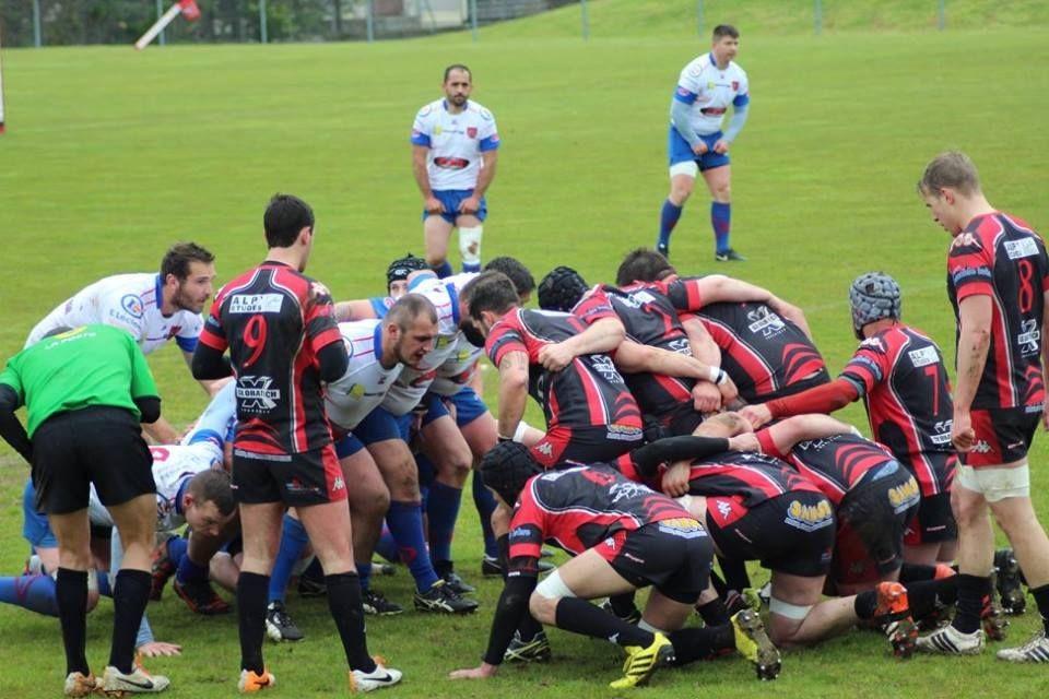 Premier match de préparation  à St Jean de Bournay
